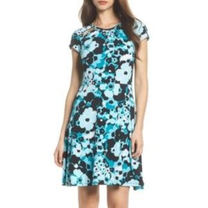 MICHAEL Michael Kors Floral-Print Shift Dress